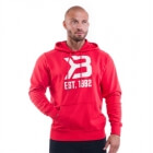 Gym Hoodie, bright red, Better Bodies