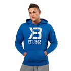 Gym Hoodie, bright blue, Better Bodies
