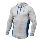Performance Mid Hood, grey melange, Better Bodies