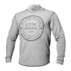 Tribeca Thermal L/S, grey melange, Better Bodies