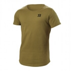Hudson Tee, military green, Better Bodies