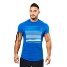 Brooklyn Tee, strong blue, Better Bodies