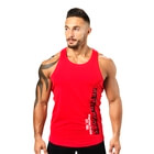 Performance T-back, bright red, Better Bodies