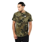 Harlem Oversize Tee, military camo, Better Bodies