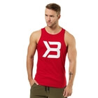Brooklyn Tank, bright red, Better Bodies