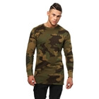 Bronx Long Sleeve, military camo, Better Bodies