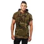 Bronx T-Shirt Hoodie, military camo, Better Bodies