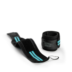 Womens Wrist Wraps, aqua, Better Bodies