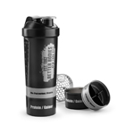 Gym Shaker BB 800, black/metal, Better Bodies