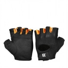 Womens Training Glove, black/orange, Better Bodies