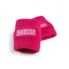 BB Wristband, hot pink, Better Bodies