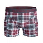 Short Shorts, luxury check black iris, Bj�rn Borg