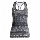 Pam AOP Racerback, tribal structure white, Björn Borg