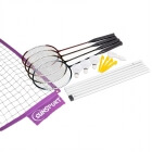 Badminton 4-Play Komplett Set, Sunsport