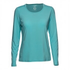 Base L/S Tee, opal, Daily Sports