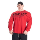 Thermal Gym Sweater, chili red, GASP