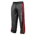 No1 Mesh Pant, black/red, GASP