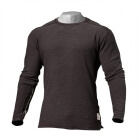 Broad Street L/S, dark grey, GASP