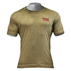 Standard Issue Tee, military olive, GASP