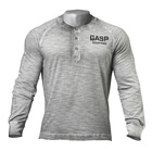 The 27th Long Sleeve, light grey, GASP