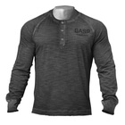 The 27th Long Sleeve, dark grey, GASP