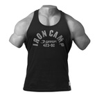 Throwback Tank, wash black, GASP