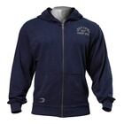 Throwback Zip Hoodie, dark navy, GASP