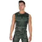 Sniper Sleeveless Tee, green, Gavelo