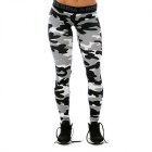 Camo Tights, grey camo, Nebbia
