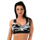 Camo Top, grey camo, Nebbia