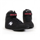 GW High Tops Shoe, black, Gorilla Wear
