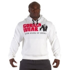 Classic Hooded Top, vit, Gorilla Wear