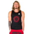 Kenwood Tank Top, black/red, Gorilla Wear