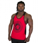 Roswell Tank Top, red/black, Gorilla Wear