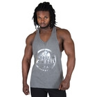 Mill Valley Tank Top, grey, Gorilla Wear