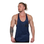 Austin Tank Top, navy, Gorilla Wear