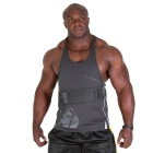G!WEAR Stringer Tank Top, grey, Gorilla Wear