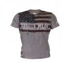 USA Flag Tee, Gorilla Wear