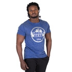 Rocklin T-Shirt, blue, Gorilla Wear