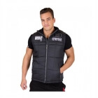 Bodywarmer GW82, black, Gorilla Wear