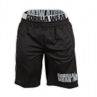 California Mesh Shorts, black/grey, Gorilla Wear