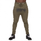 Alabama Drop Crotch Joggers, army green, Gorilla Wear