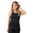Marianna Tank Top, black/white, Gorilla Wear