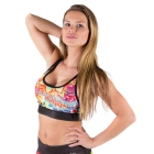 Venice Sport Bra, multicolor mix, Gorilla Wear