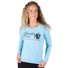 Riviera Sweatshirt, light blue, Gorilla Wear