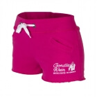 Women's New Jersey Sweat Shorts, pink, Gorilla Wear