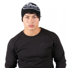 Oxford Beanie, black, Gorilla Wear