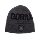 Toledo Beanie, dark grey, Gorilla Wear