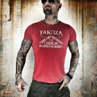 Union Tee, ribbon red, Yakuza