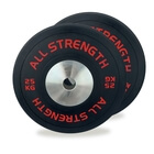 Competition Bumper Plates, 2 x 25 kg, AllStrength
